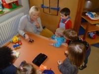 Projekt Sprachliche Förderung und Bildung für Kinder unter Drei